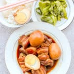 Caramelized Pork Belly and Eggs (Thịt Kho Trứng)