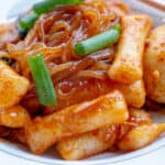 tteokbokki korean rice cakes