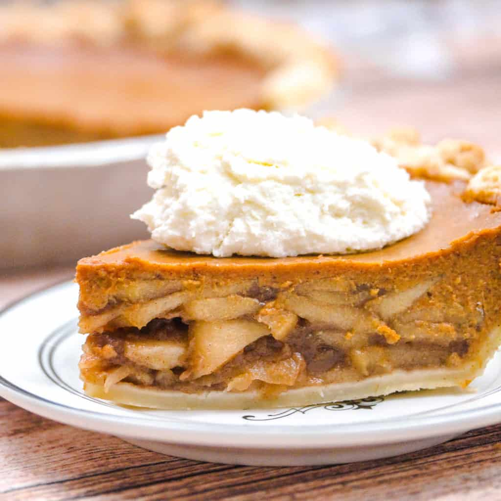 Pumpkin-Apple Pie